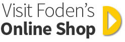 Visit Foden's Band Online Shop